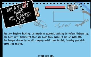 NOT A PENNY MORE NOT A PENNY LESS [ST] - Atari ST () rom